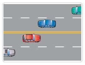Carpool Lane Rules >> Online Course
